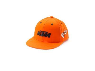 Детска шапка 3PW210023100 KIDS RADICAL CAP ORANGE КТМ