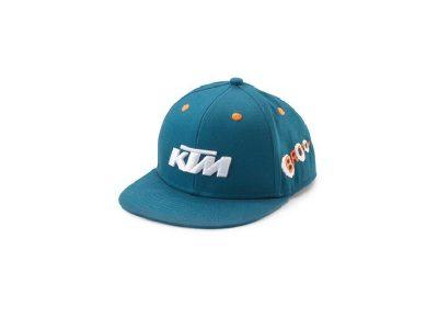 Детска шапка 3PW210023200 KIDS RADICAL CAP BLUE КТМ