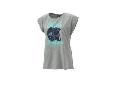 Дамска тениска WOMEN RETRO HELMET TEE 3KI21002750 КТМ