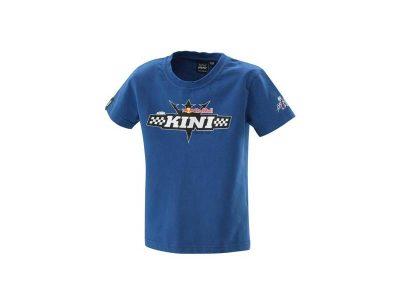 Детска тениска 3KI21002800 KIDS FINISH FLAG TEE KTM