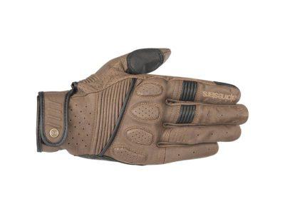 Ръкавици CRAZY EIGHT GLOVE BROWN BLACK ALPINETSRAS
