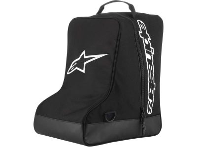Раница BOOT BAG BLACK WHITE ALPINESTARS