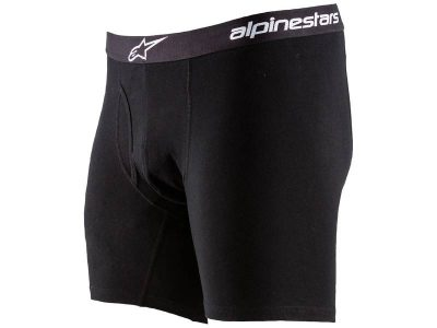 БЕЛЬО UNDERWEAR COTTON BRIEF BLACK ALPINESTARS