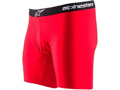 БЕЛЬО UNDERWEAR COTTON BRIEF RED ALPINESTARS