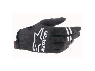 Ръкавици RADAR GLOVES BLACK WHITE ALPINESTARS