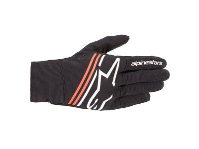 Ръкавици COPPER GLOVES BLACK WHITE RED FLUO ALPINESTARS