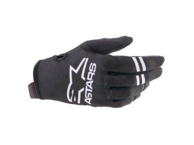 Детски ръкавици YOUTH RADAR GLOVES BLACK WHITE ALPINESTARS