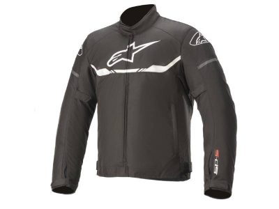 Яке T-SP S WATERPROOF JACKET BLACK WHITE ALPINESTARS