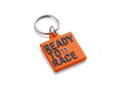 Ключодържател 3PW1675500 LOGO RUBBER KEYHOLDER ORANGE KTM