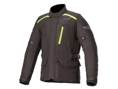 Яке GRAVITY DRYSTAR JACKET FOREST BLACK YELL FLUO ALPINESTARS