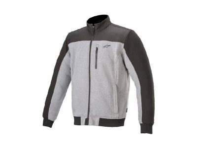 Яке SEKTOR V2 TECH HOODIE MEL DARK GRAY BLACK ALPINESTARS