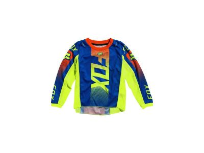 Детска блуза KIDS 180 OKTIV JERSEY BLUE FOX