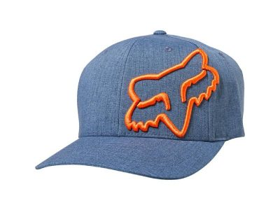 Шапка CLOUDED FLEXFIT HAT BLUE STEEL FOX