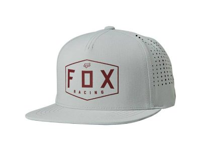 Шапка CREST SNAPBACK HAT GRAY RED FOX