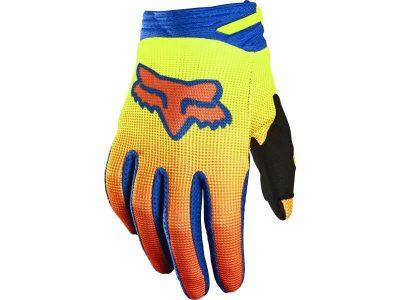 Детски ръкавици YTH 180 OKTIV GLOVE FLO/YLW FOX