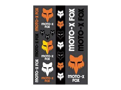 Лепенки HERITAGE TRACK PACK BLK/WHT/ORG FOX