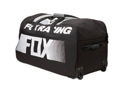Сак SHUTTLE 180 ROLLER - OKTIV BLАCK WHITE FOX