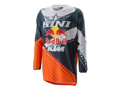 Блуза 3KI21001370 KINI-RB COMPETITION SHIRT KTM
