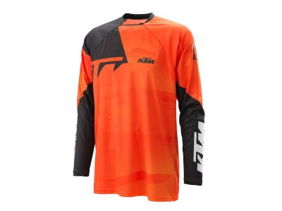 Блуза 3PW21000150 POUNCE SHIRT ORANGE KTM