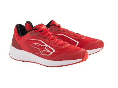 Обувки META ROAD SHOES RED WHITE ALPINESTARS