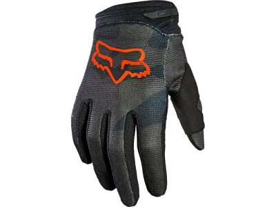 Детски ръкавици YTH 180 TREV GLOVE BLACK CAMO FOX