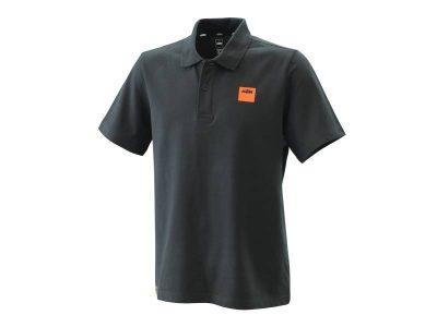 Тениска PURE RACING POLO BLACK 3PW21001540 КТМ