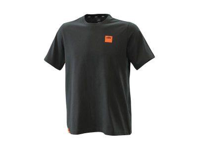 Тениска PURE RACING TEE BLACK 3PW21001570 КТМ
