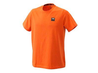 Тениска PURE RACING TEE ORANGE 3PW21001550 КТМ