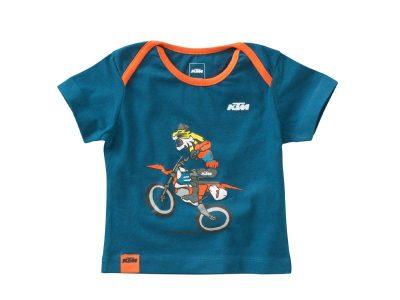Бебешка тениска BABY RADICAL TEE 3PW21001620 KTM