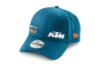 Шапка PURE CAP BLUE 3PW210020500 КТМ