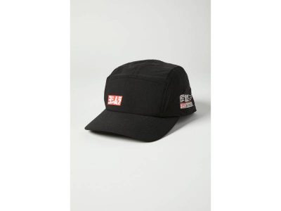 Шапка YOSHIMURA FOX 5 PANEL HAT BLACK FOX