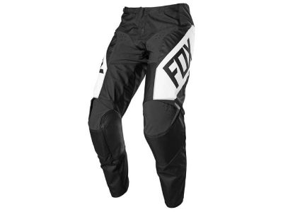 Детски панталон YTH 180 REVN PANT BLACK WHITE FOX