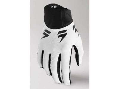 Ръкавици WHITE LABEL TRAC GLOVE WHITE BLACK SHIFT