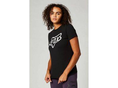 Дамска тениска DIVISION TECH TEE BLACK FOX