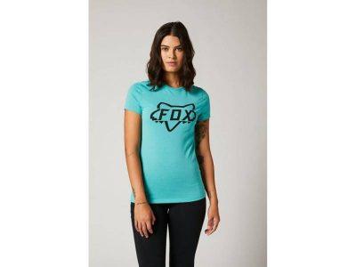 Дамска тениска DIVISION TECH TEE TEAL FOX