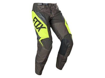 Детски панталон YTH 180 REVN PANT FLUO YELLOW FOX