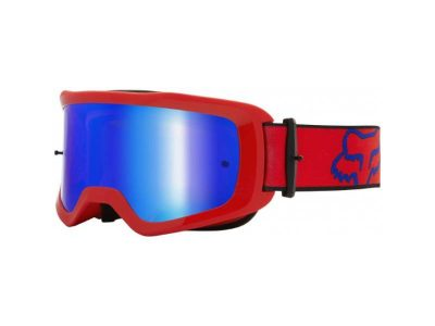 Маска MAIN OKTIV GOGGLE SPARK FLUO RED FOX