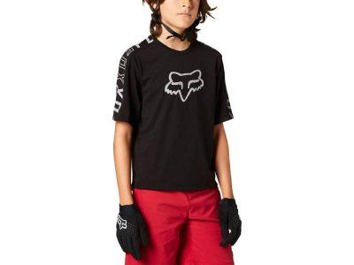 Детска блуза YOUTH RANGER DRIRELEASE® JERSEY BLACK FOX