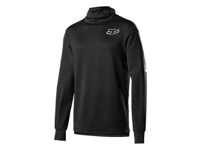 Блуза DEFEND THERMO HOODED JERSEY BLACK FOX