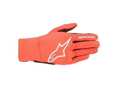 YOUTH REEF Red Fluo/White/Black GLOVES