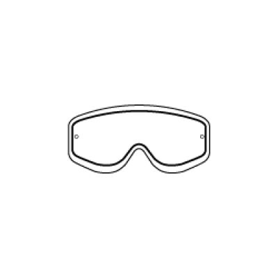 3PW199810004 DOUBLE LENS CLEAR AFC