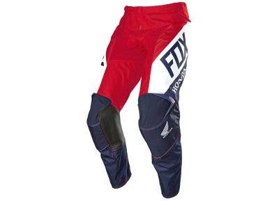 Панталон 180 HONDA PANT NAVY RED FOX