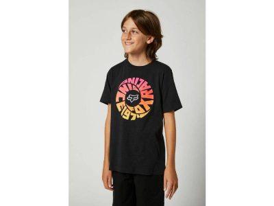 Детска тениска YOUTH REVOLVER SS TEE BLACK FOX