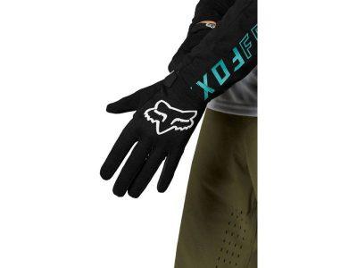 Детски ръкавици YTH RANGER GLOVE BLACK GLOVE FOX