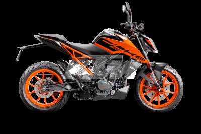 KTM 200 DUKE 2021