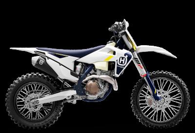 FX 350 HUSQVARNA 2022