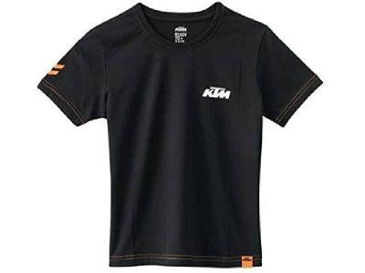 Детска тениска 3PW179660 KIDS RACING TEE BLACK KTM