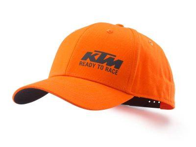 Шапка 3PW17V5300 RACING CAP ORANGE KTM