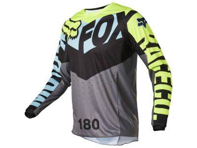 Блуза 180 TRICE JERSEY TEAL FOX