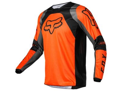 Блуза 180 LUX JERSEY FLO ORG FOX